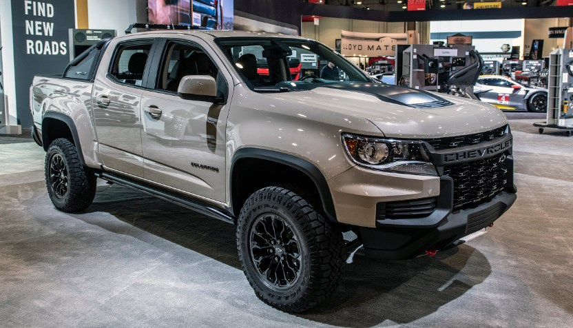 The 2017 Chevrolet Colorado ZR2 is the real deal   Hagerty